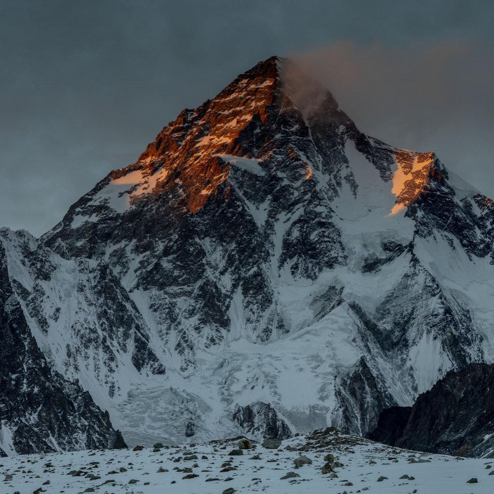 ostatnia góra